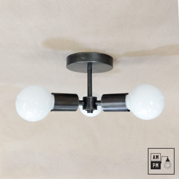 Luminaire-plafonnier-Klimt-collection-mid-century-Rotor- A4K064-acier-artistique-2