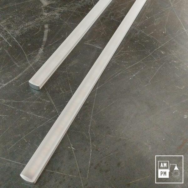 Extrusion en aluminium luminaire DEL-2100-1