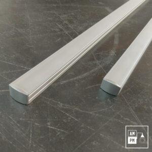 Extrusion en aluminium luminaire DEL-2100