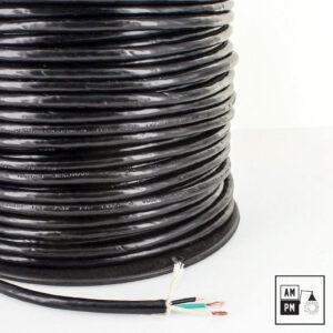 fil-electrique-vinyle-AWG18-colore-noir